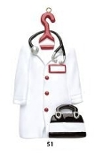 DOCTOR COAT AND BAG RM51