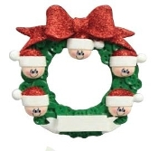 BUTTON WREATH -5