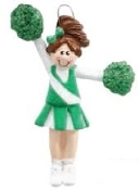 CHEERLEADER GREEN/BLONDE