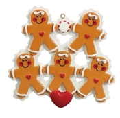 GINGERBREAD FAMILY -5