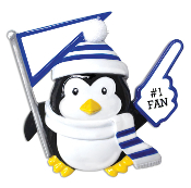 BLUE/WHITE PENGUIN  OR1150-NW