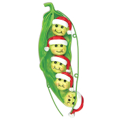 PEA POD FAMILY OF 5