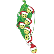 PEA POD FAMILY OF 7