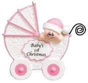 Baby Buggy/ Pink