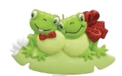 FROG PAD FAMILY COUPLE
