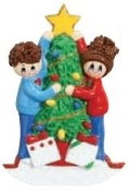 DECK THE TREE 1ST XMAS RM1441