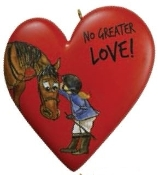 NO GREATER LOVE ENGLISH