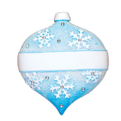 BLUE ORNAMENT OR1473-A PICK LIGHT BLUE OR DARK BLUE