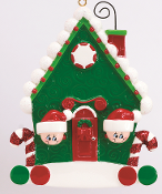 CANDY CANE HOUSE -2