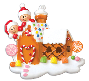 GINGERBREAD HOUSE -2