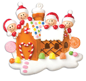 GINGERBREAD HOUSE -4