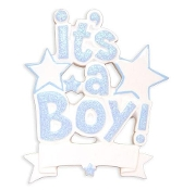 It's A Boy Baby's 1st Christmas OR1571B