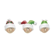 Add On Heads Add to any ornament with Name RM881