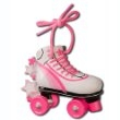 ROLLER SKATE PERSONALIZED ORNAMENT